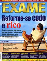 Revista Exame Portugal n.º 123