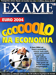 Revista Exame Portugal n.º 166