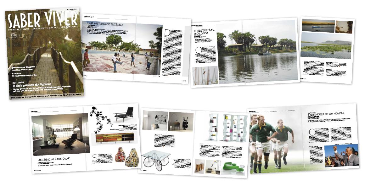 Saber Viver, Zwela – jribeiro, design e comunicação